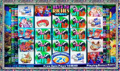 stinkin rich slot machine strategy